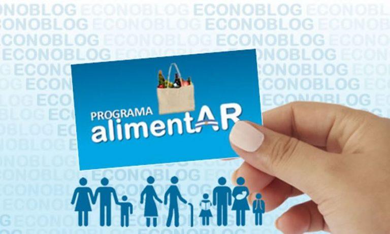 Photo of El 11 de marzo comienza la entrega de tarjetas AlimentAR en San Juan