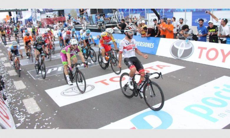 Photo of En vivo: Sexta etapa de la Vuelta a San Juan 2020