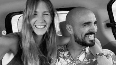 Photo of Abel Pintos compartió unas tiernas fotos junto a su pareja