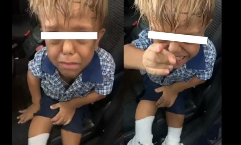 Photo of Niño le pide a su mamá una cuerda para suicidarse porque recibe bullying en la escuela [VIDEO]