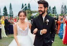 Photo of La hija de Montaner se casó con el cantante de «Susti tu tu»