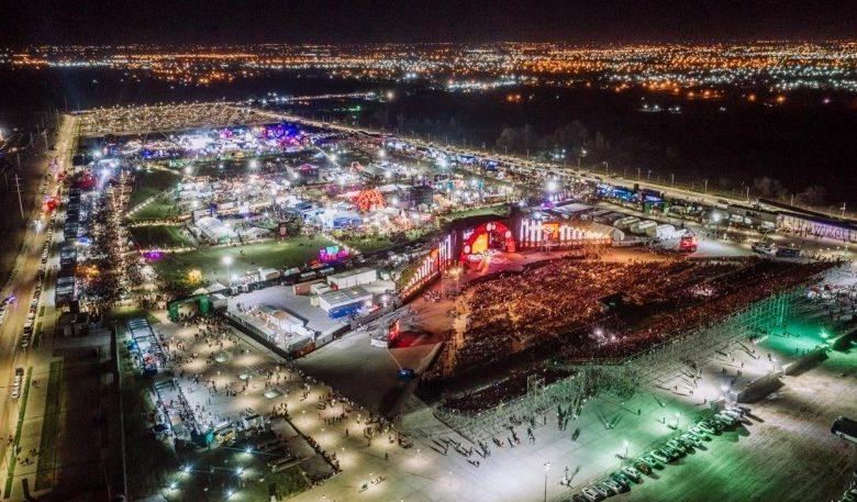 Photo of 120 mil personas presentes en la cuarta noche de la FNS