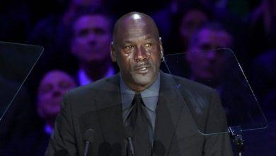 """Photo of Michael Jordan se emocionó y recordó a Kobe Bryant: """"Fue mi hermano menor"""""""