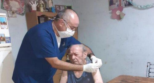 Photo of Continúa la vacunación a grupos de riesgo: «en 6 días aplicamos 24 mil dosis»