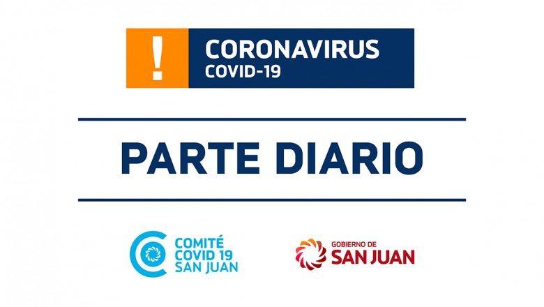 Photo of Coronavirus en San Juan: dieron negativo 10 análisis y se redujo a 19 los casos sospechosos