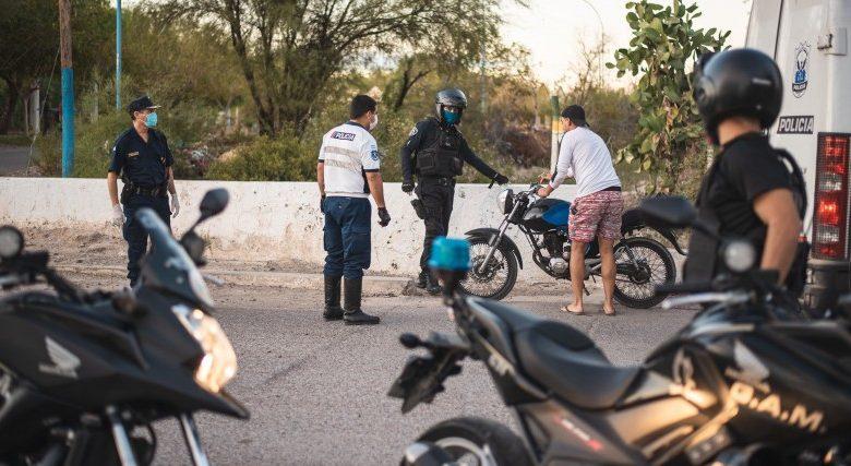 Photo of En San Juan, hubo 245 aprehendidos este lunes por violar la cuarentena
