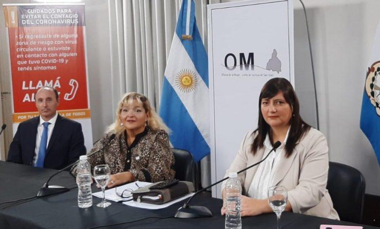 Photo of Por el aislamiento el Gobierno incrementa la atención en casos de violencia de género