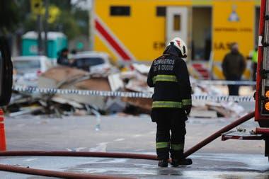Photo of Villa Crespo: ya no hay riesgo de derrumbe y los vecinos podrán volver a sus casas, pese a los nuevos estallidos