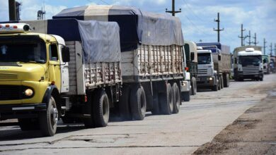 """Photo of Transportistas de cargas denunciaron """"violaciones constitucionales"""" y aseguraron que se complica el abastecimiento de alimentos e insumos"""