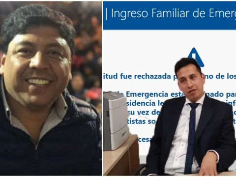 Photo of El titular del Anses de Jujuy solicitó el IFE y dio una insólita explicación del motivo