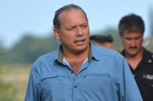 Photo of El ministro de Seguridad bonaerense, Sergio Berni, tiene coronavirus