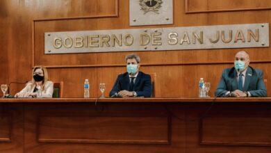 Photo of Presupuesto 2021: Sergio Uñac destacó un incremento de $4.500 millones para San Juan