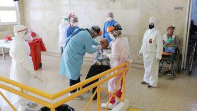 Photo of Realizaron hisopados preventivos en la Residencia Eva Duarte de Perón