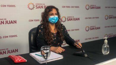 Photo of Coronavirus en San Juan: difundieron los contagios departamento por departamento