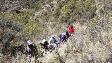 Photo of Fotos: así fue el rescate en Sierras de Chávez tras el vuelco fatal