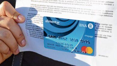 Photo of Desarrollo Humano entregará más de 5.000 tarjetas AlimentAR que fueron dadas de alta
