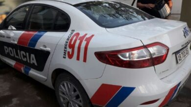 Photo of Insólito hecho en Chimbas: detuvieron a un hombre por violar la perimetral y con su cabeza rompió el vidrio del patrullero
