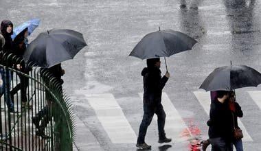 Photo of Pronóstico del tiempo: rige una alerta por tormentas fuertes para la Ciudad y la provincia de Buenos Aires