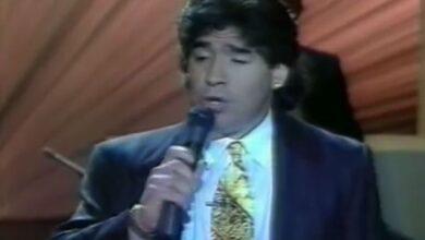Photo of Un querido grupo de música sanjuanino hizo un gran homenaje a Diego Maradona: cantaron juntos «El Sueño del Pibe»
