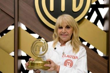 Photo of Quién ganó MasterChef Celebrity: el momento en el que Claudia Villafañe fue elegida por el jurado