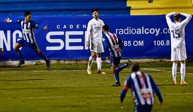 Photo of Real Madrid fue eliminado de la Copa del Rey por Alcoyano, un equipo de la tercera categoría española