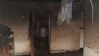 Photo of Una vivienda registró pérdidas parciales tras incendiarse esta madrugada