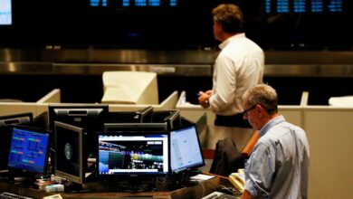 Photo of Jornada financiera: el BCRA compró otros USD 70 millones y las acciones argentinas cayeron a precios mínimos en dos meses