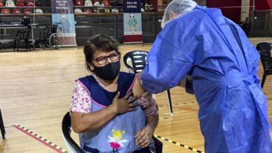 Photo of ¡ Atención docentes! desde Salud Pública dividieron en dos el horario de inmunización en el Aldo Cantoni