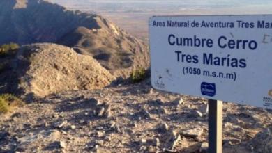 Photo of El Grupo GERAS rescató a un joven que estaba perdido en el Cerro Tres Marías