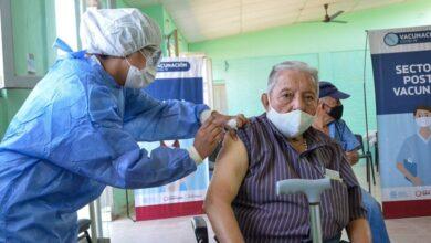 Photo of Los turnos de vacunación para mayores de 80 años serán reprogramados