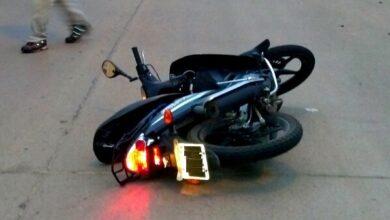 Photo of Chimbas: Luego de un siniestro vial un motociclista fue hospitalizado