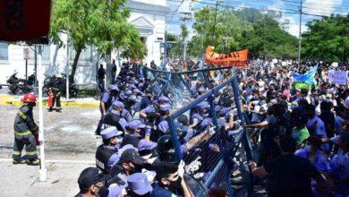 Photo of Fernández, sobre la represión en Formosa: «Me preocupa la violencia institucional»
