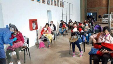 Photo of Profesionales de Materno Infancia realizaron control oftalmológico en Calingasta