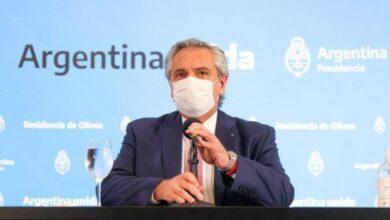 Photo of Tras la reunión con Horacio Rodríguez Larreta, Alberto Fernández confirmó la suspensión de las clases presenciales